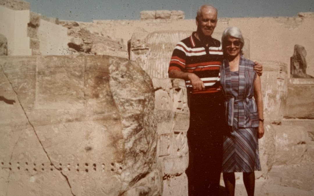 In Honor of my Mother – Her Love for Israel