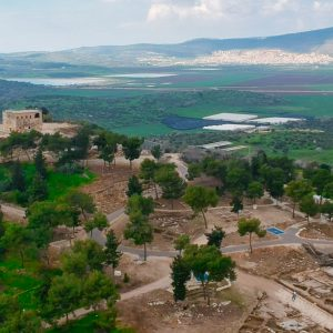 Drone of Sepphoris