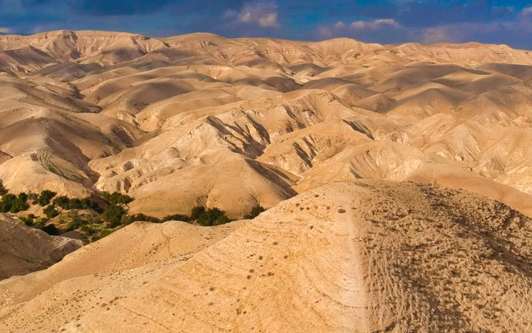 "Visiting the Judean Desert with ""Isaiah, the Prophet"""