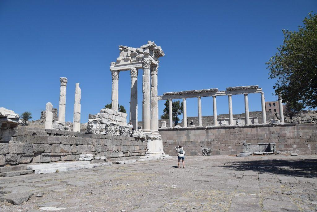 Pergamum Turkey Dr. John DeLancey BIMT