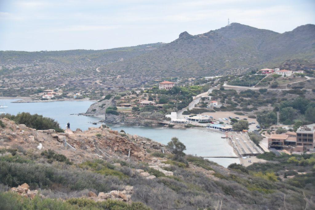 Cape Sounion 2021 Greece Tour Dr. John DeLancey BIMT