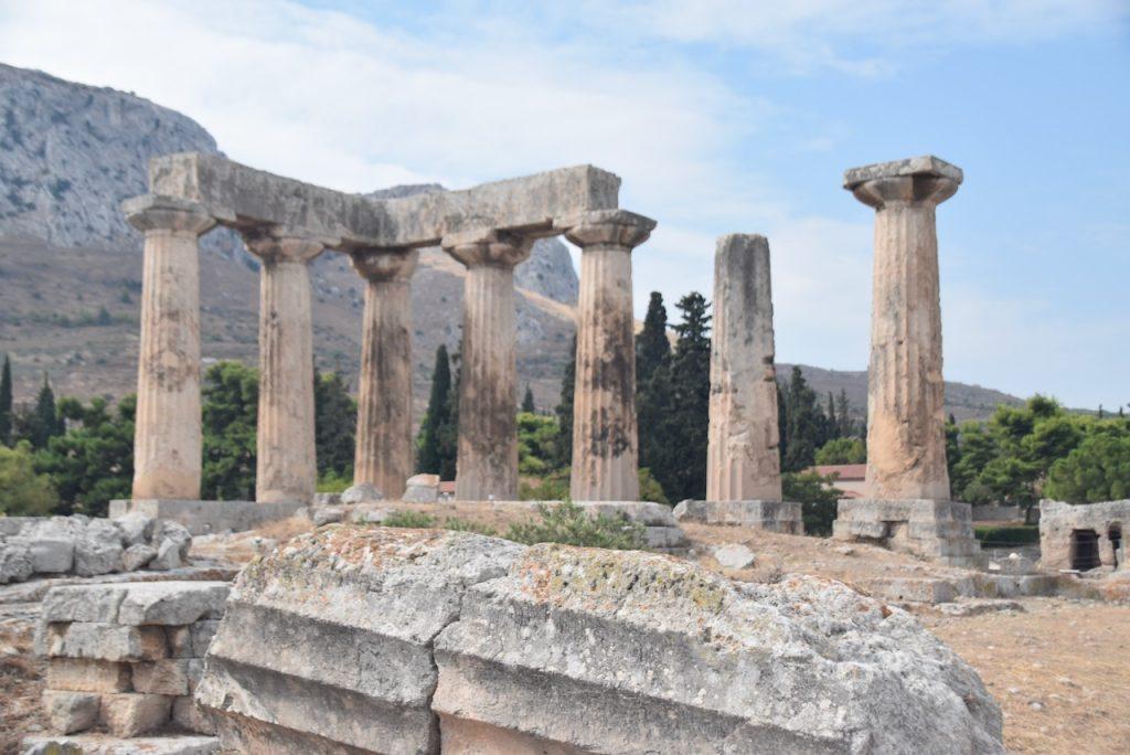 Corinth Sept 2021 Greece Tour with John DeLancey