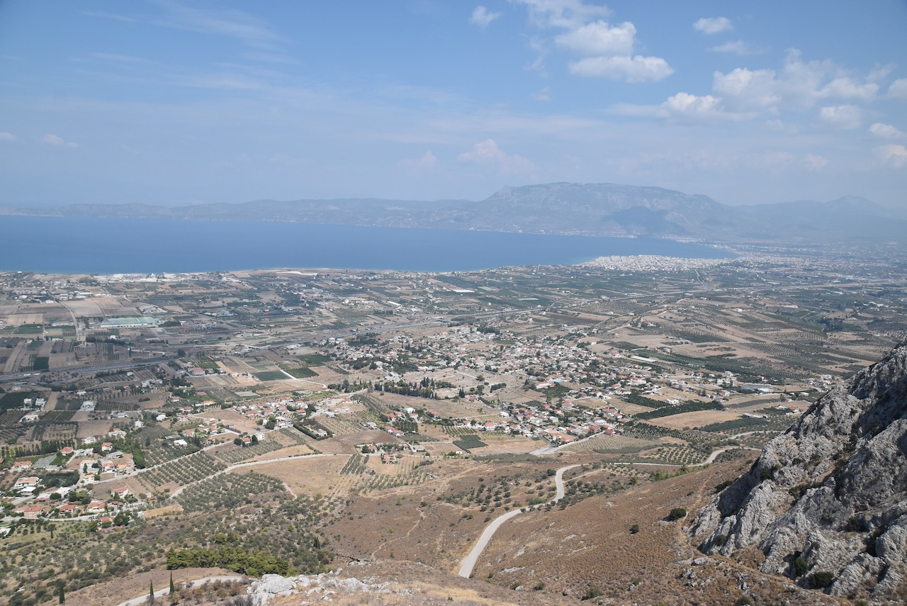 Corinth Apostle Paul