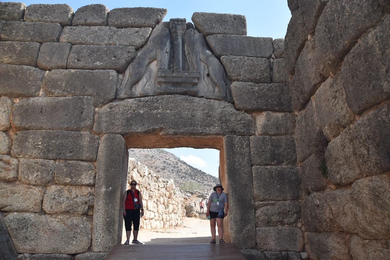 Mycenae Greece Tour John DeLancey