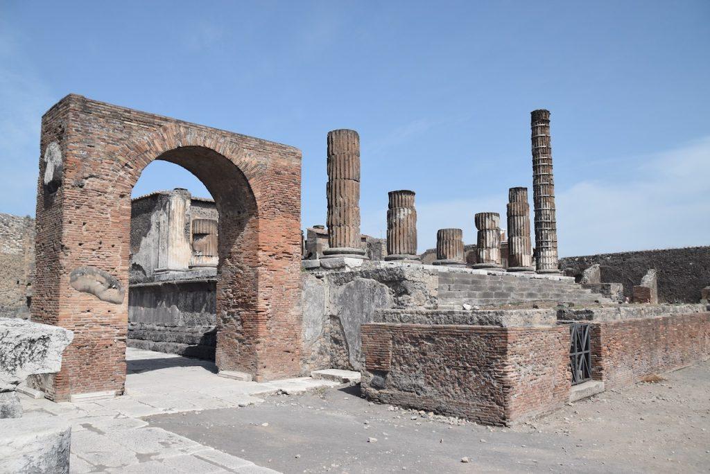 Pompeii Italy John DeLancey BIMT