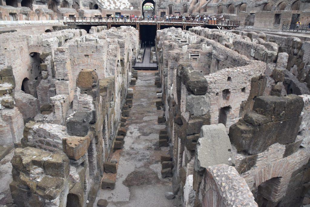 Rome Colosseum John DeLancey