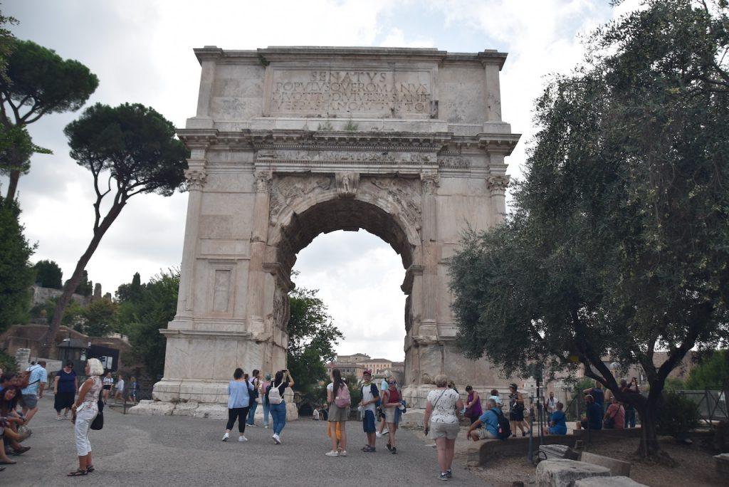 Titus Arch John DeLancey