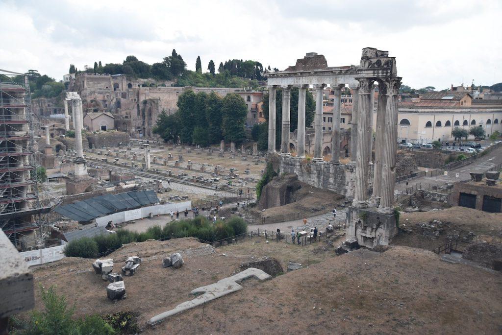Roman Forum John DeLancey