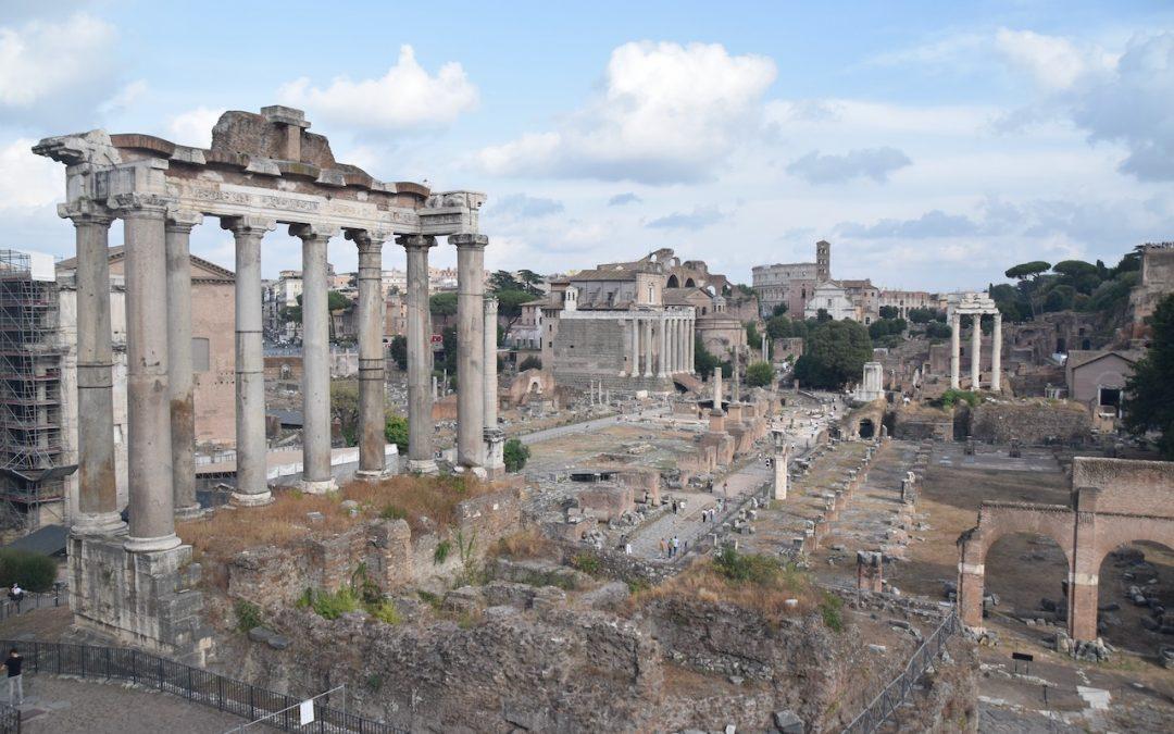 September 2021 Greece-Turkey-Italy Tour Summary: Day 13