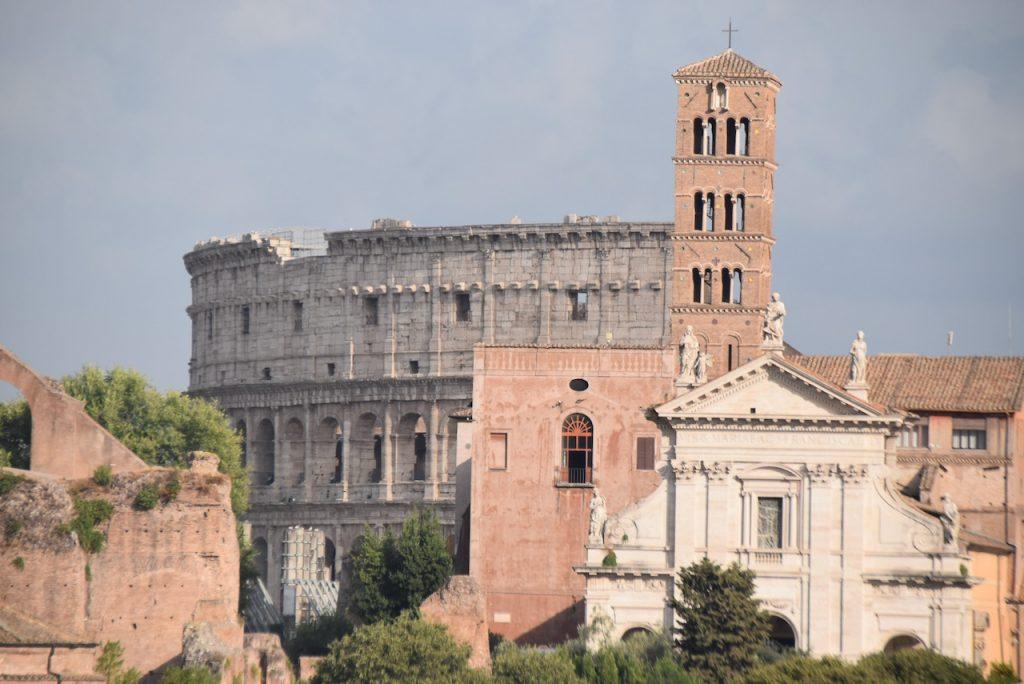 Forum Colosseum John DeLancey