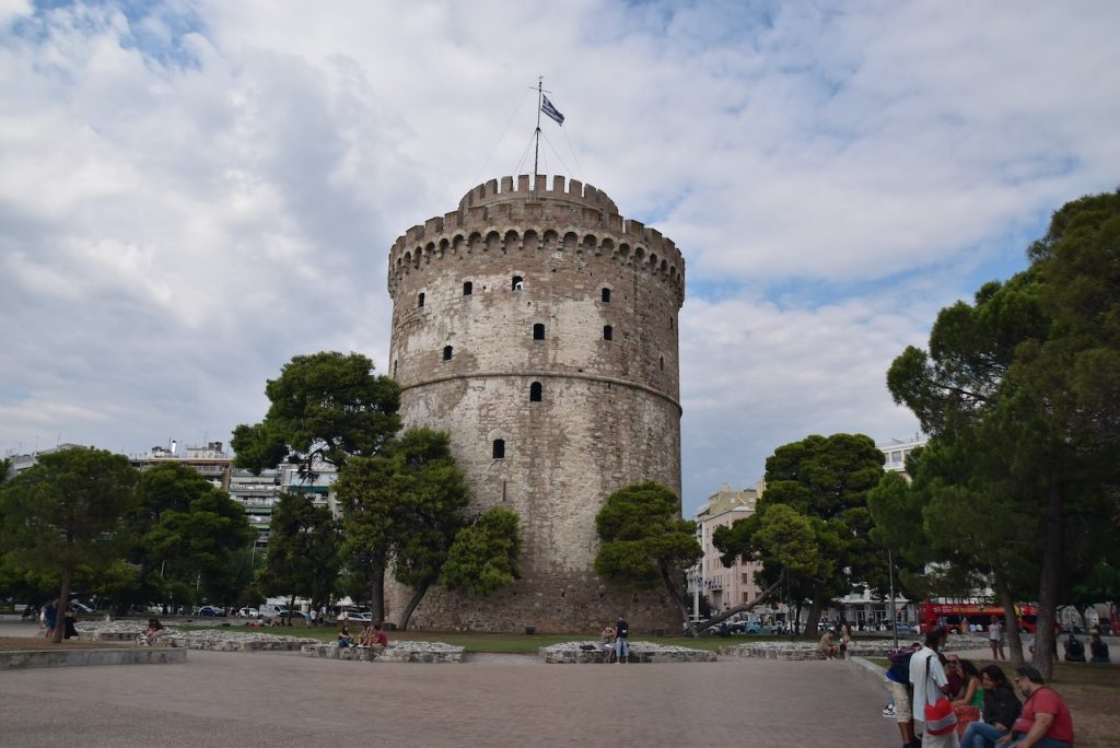 White Tower Thessalonica