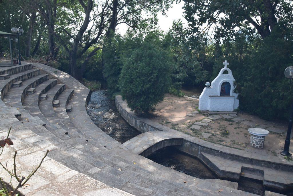 Philippi river chapel
