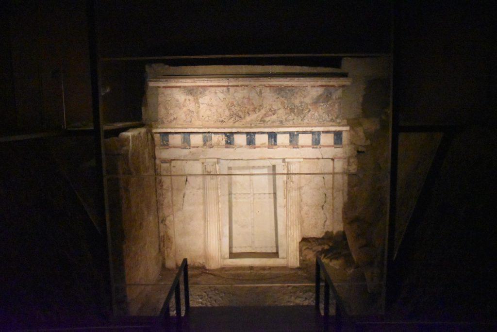 Greece Tour 2021 Vergina Philip 2