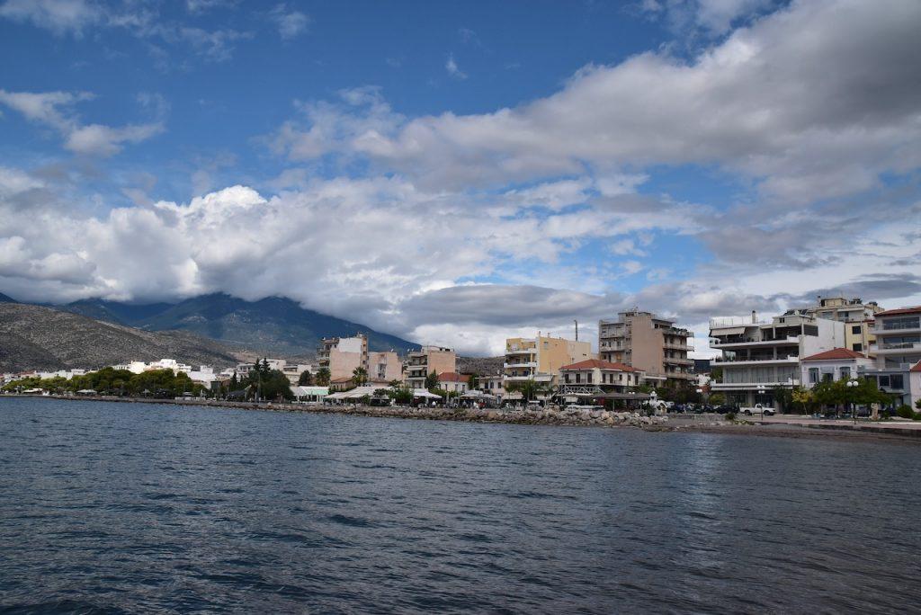 Adriatic Sea Greece Tour 2021 DeLancey