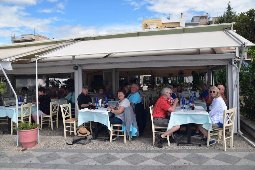 Greece 2021 Tour with Dr. John DeLancey