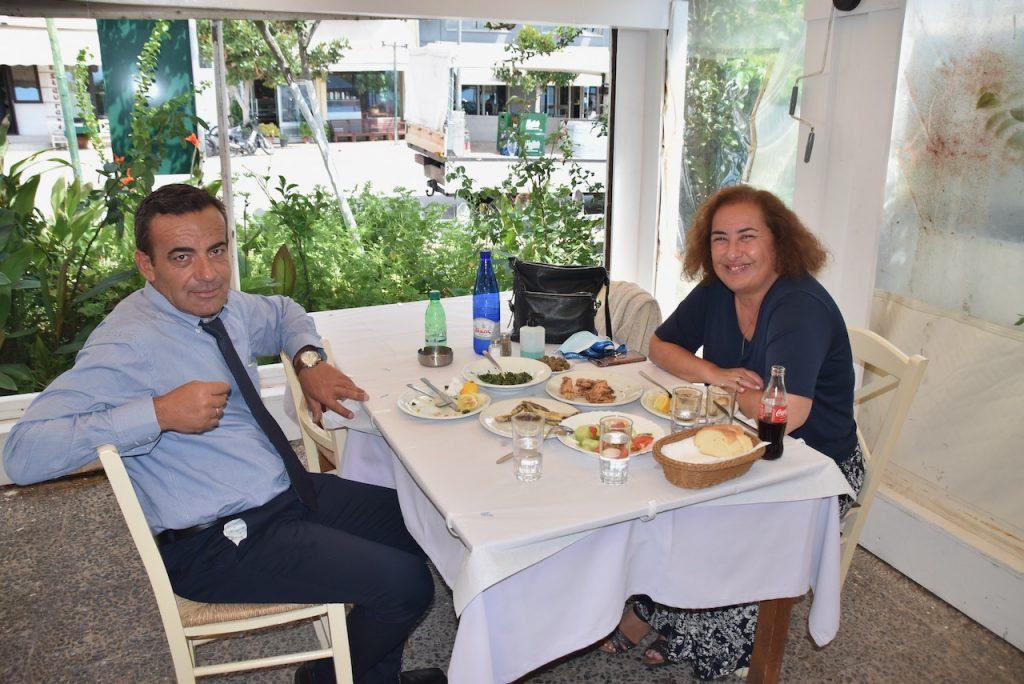 Aliki Greece Tour 2021 John DeLancey