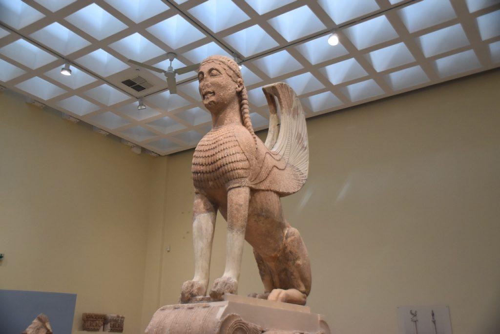 Museum Delphi Greece Tour 2021 Dr. John DeLancey