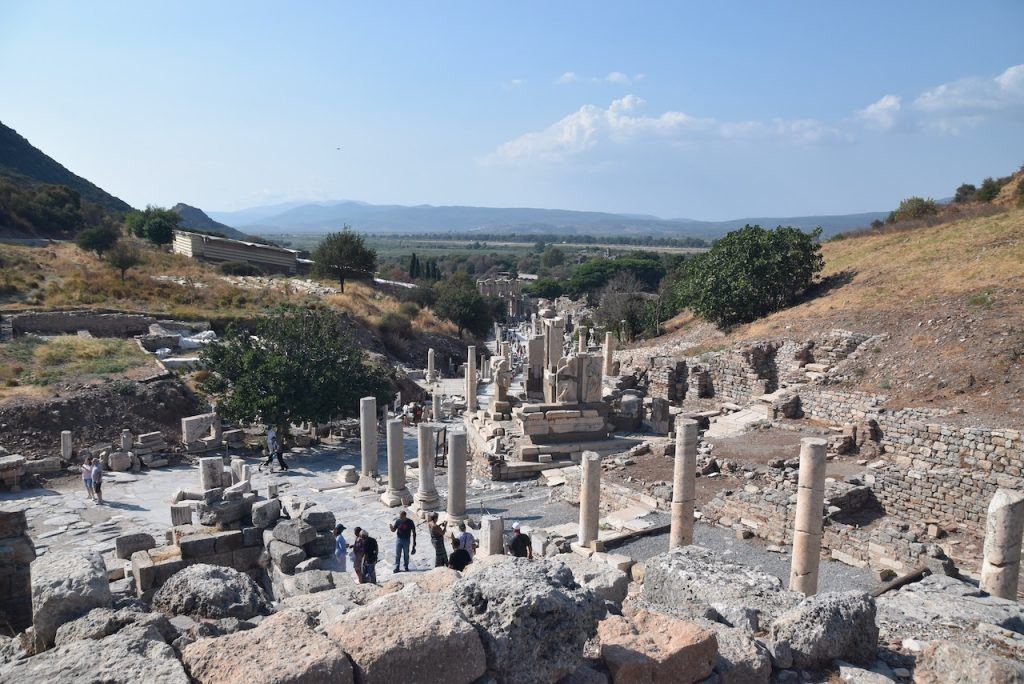 Ephesus Turkey Dr. John DeLancey BIMT
