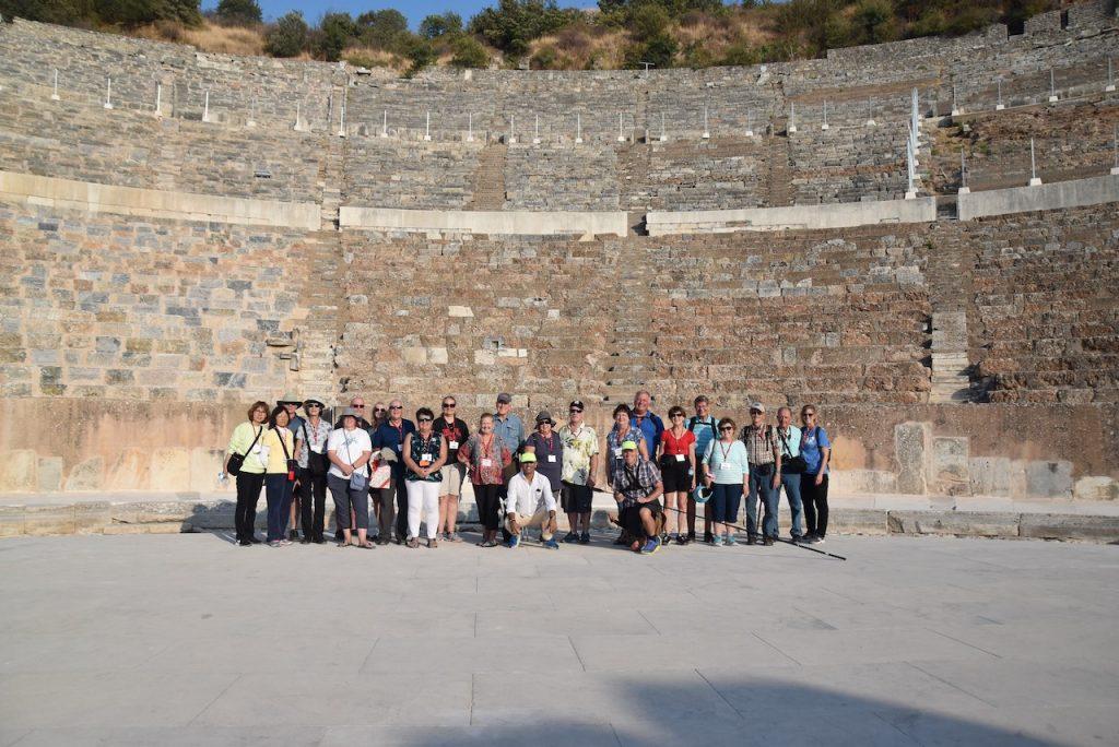 Ephesus Greece Tour Dr. John DeLancey