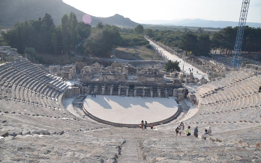 September 2021 Greece-Turkey-Italy Tour Summary: Day 6