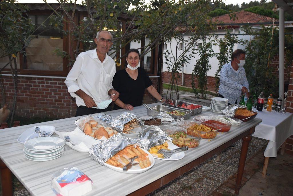 Turkey Dr. John DeLancey BIMT
