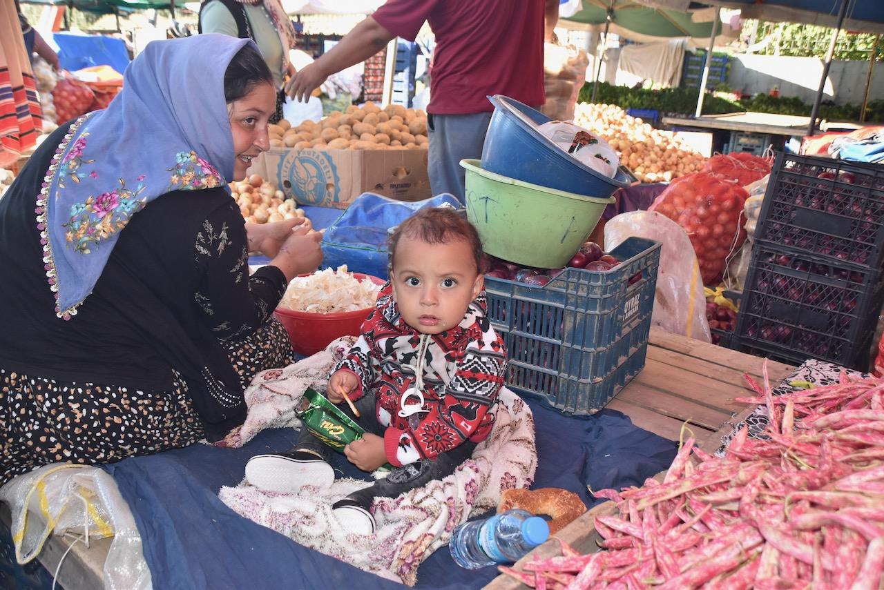 Izmir Turkey Market
